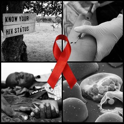lây nhiễm HIV