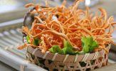 Đông trùng hạ thảo Việt Nam giúp phục hồi sinh lực phái mạnh