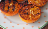 Ăn quả cam nướng chữa nhiều bệnh