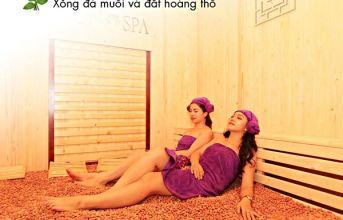 Trải nghiệm dịch vụ xông, massage 99k tại Mon Spa