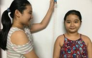 Làm sao để bé 10 tuổi tăng chiều cao?