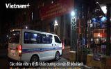 Xuyên đêm xét nghiệm và truy vết COVID-19 tại Bộ Giao thông Vận tải
