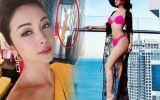 Jennifer Phạm khoe ảnh selfie đẹp mê, đường cong vóc dáng phản chiếu trong gương càng hút sóng