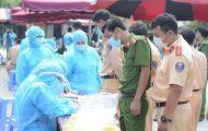 Đà Nẵng xét nghiệm COVID-19 cho gần 1.100 người tham gia chống dịch