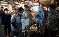 Campuchia ghi nhận số ca mắc COVID-19 trong ngày cao nhất từ trước đến nay