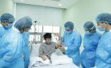 Ghép thành công 2 cẳng tay cho bệnh nhân: Kỳ tích mới của y học Việt