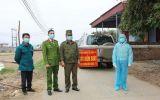Bắc Giang có ca dương tính SARS-CoV-2 đầu tiên, hơn 600 người bị ảnh hưởng