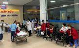 Hàng chục công nhân nhập viện nghi do ngộ độc thực phẩm