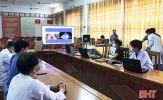 6 đơn vị y tế Hà Tĩnh tham gia mô hình khám chữa bệnh từ xa với tuyến Trung ương