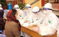 Sáng 6/2, không có ca nhiễm mới, 3 người dương tính ở Điện Biên đã âm tính với SARS-CoV-2