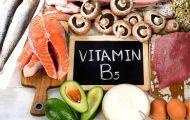 Lợi ích của Vitamin B5 có thể bạn chưa biết