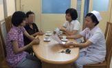 Người phụ nữ mù ở Sài Gòn dò dẫm đến bệnh viện hiến tạng