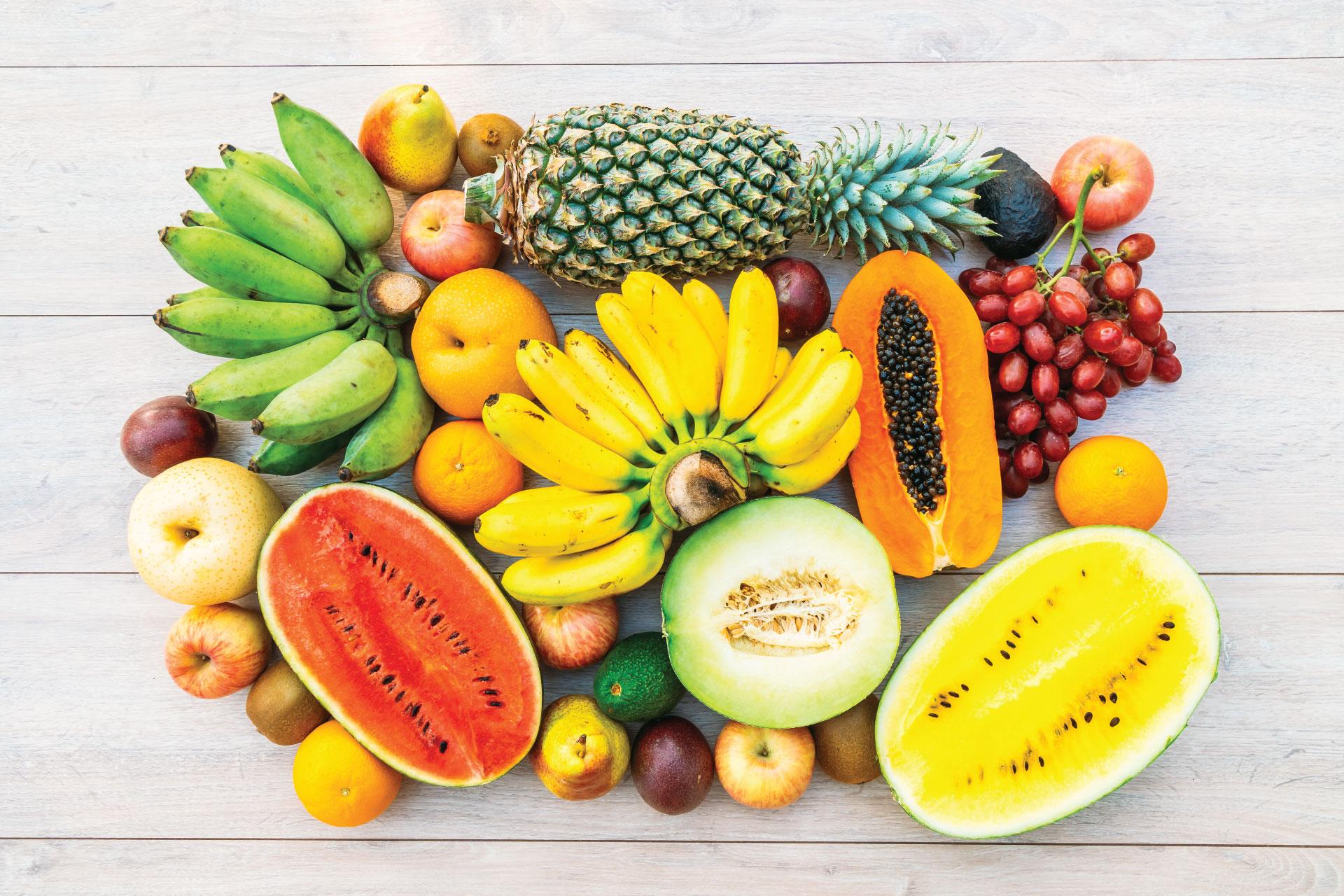 Lựa chọn trái cây để đảm bảo dinh dưỡng tốt nhất